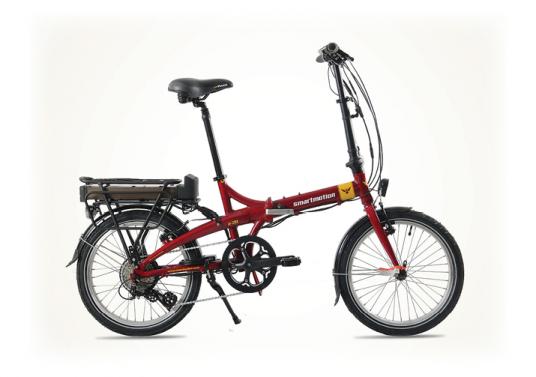 Smartmotion e20 Folding Bike