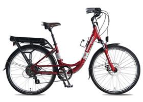 SmartMotion e-city E-Bike