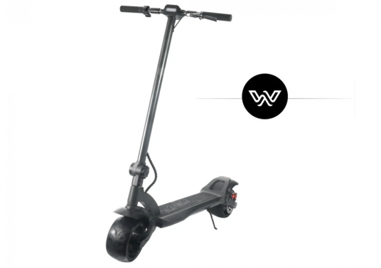 WideWheel Pro – Single Motor 8.8A Electric Scooter