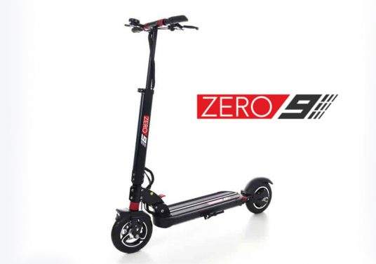Zero 9 Electric Scooter 13Ah