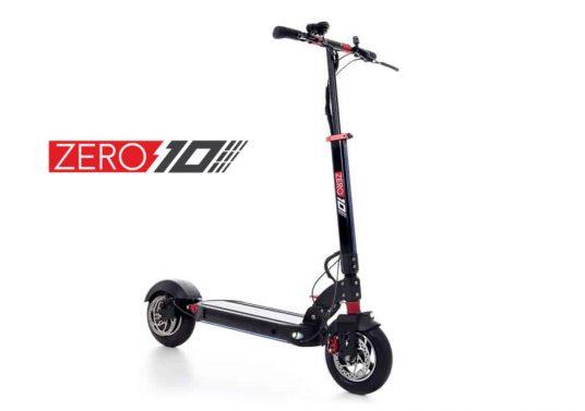 Zero 10 Electric Scooter 18Ah
