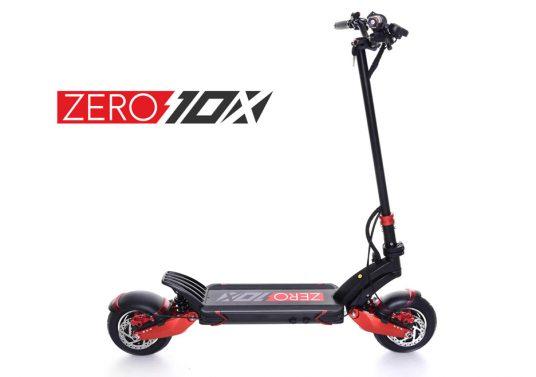 Zero 10X Electric Scooter 24Ah