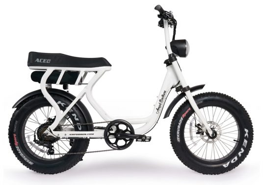 Ampd Bros Ace S Fat Tyre Electric Bike