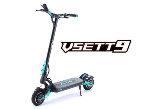 VSETT 9+ 52v/13Ah Electric Scooter